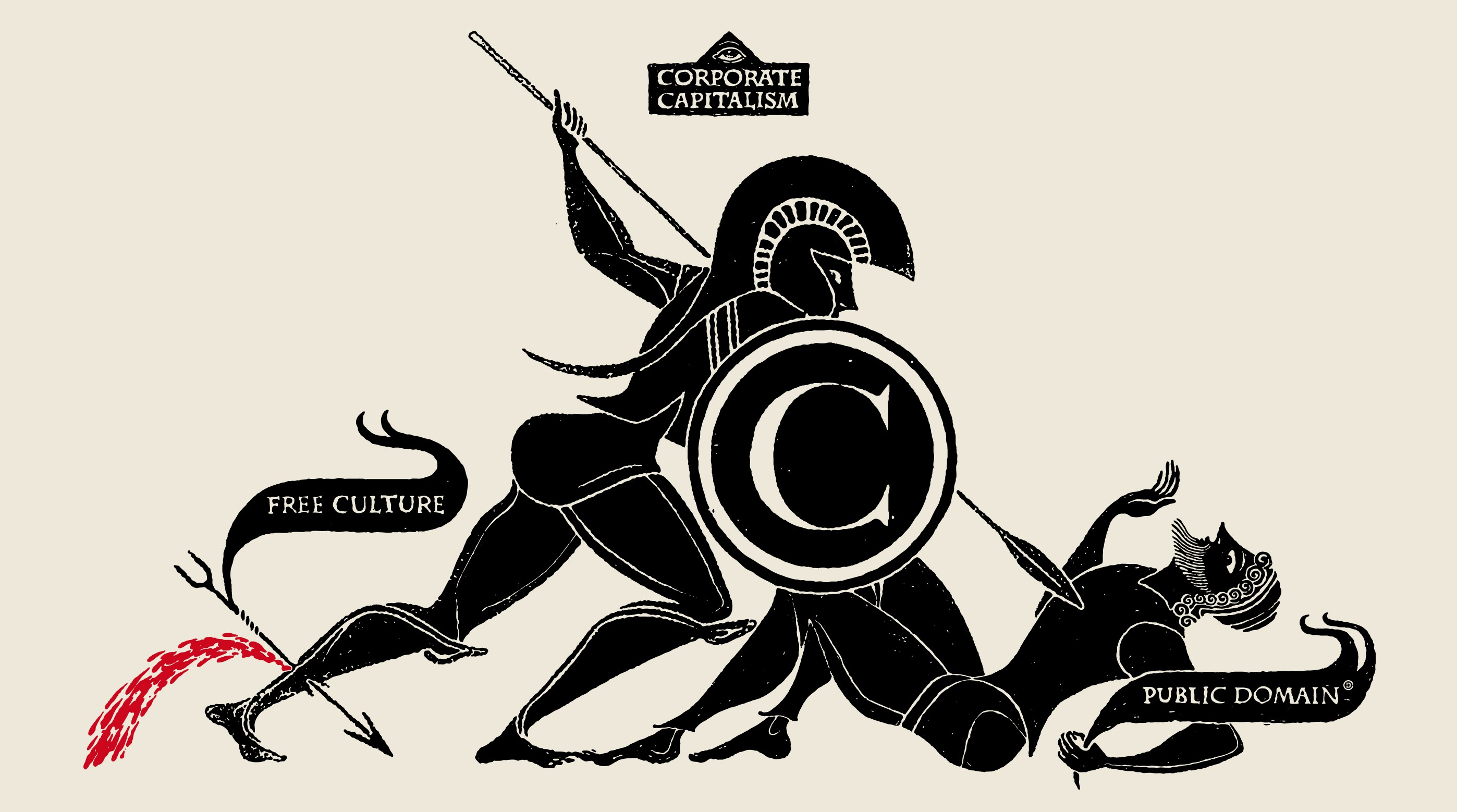 THE BATTLE OF COPYRIGHT 2011 (CHRISTOPHER DOMBRES)